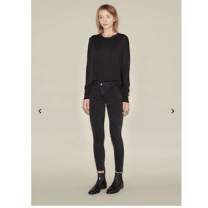 Acne Studio Sz 29/34 Skin5 Black